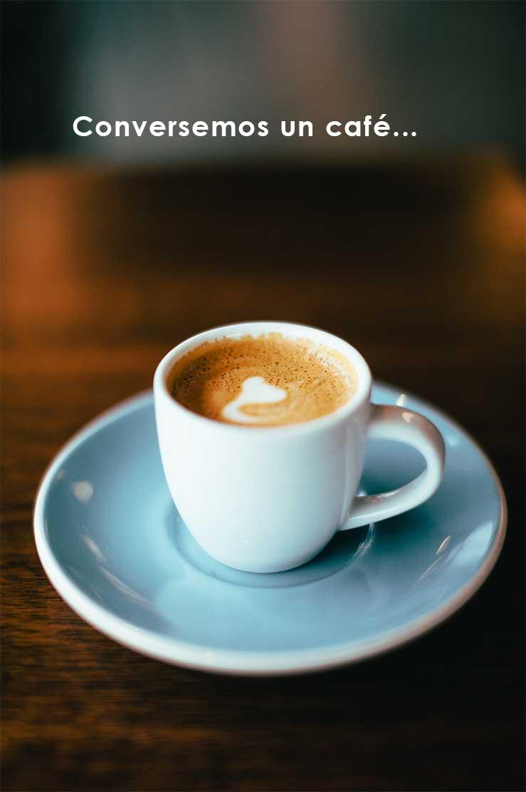 Conversemos un café...